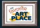 My Favorite Art Place Logo