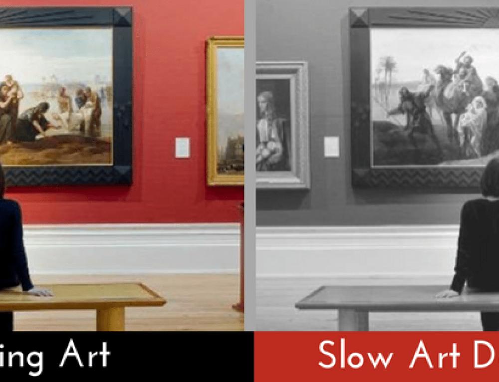 Slow Art Day – 2017!