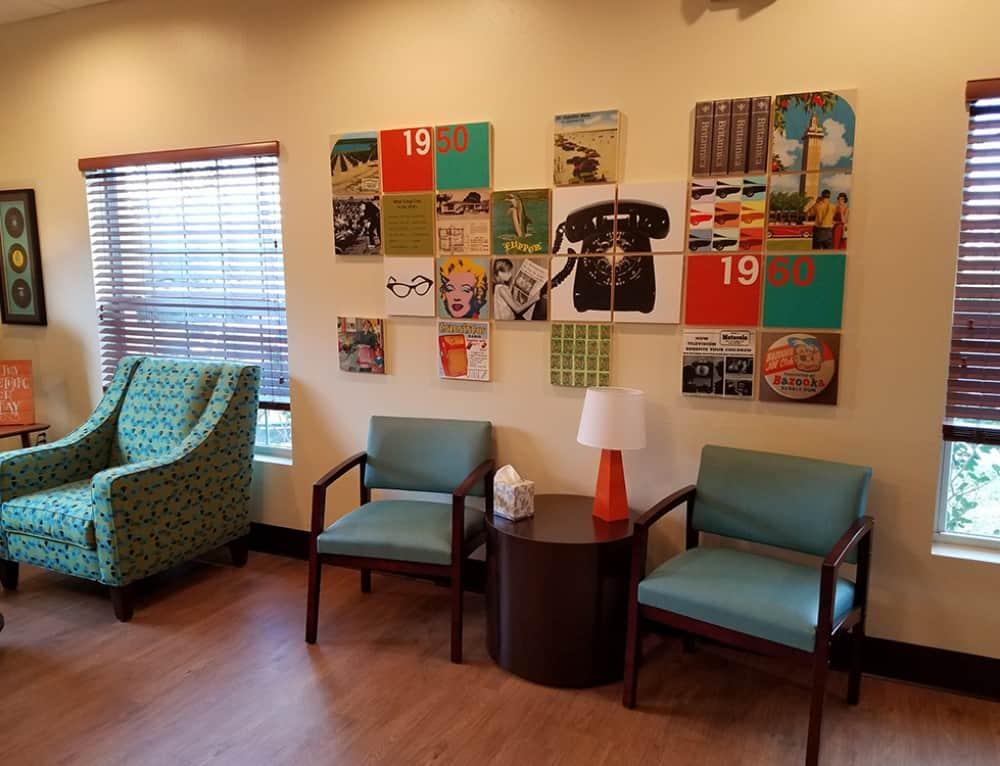Comfortable Healthcare Environment